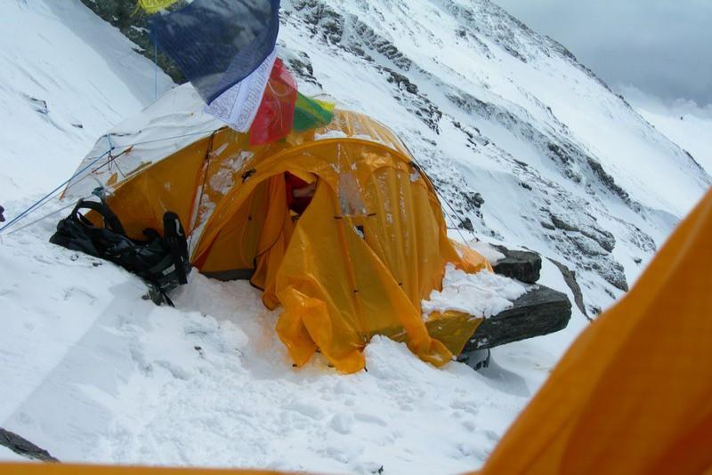 Everest Base Camp / Chola pass / Island and Lobuje Peak - 27 Days