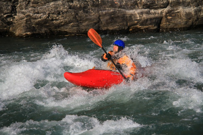 Kayak Instruction Course 4 & 7days